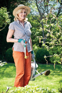 Garden Woman